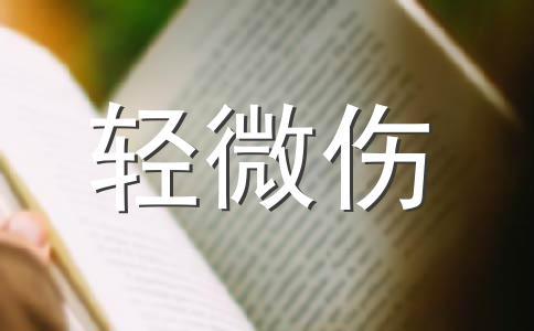 西藏轻微伤赔偿标准